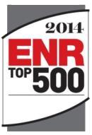 2014 ENR Top 500