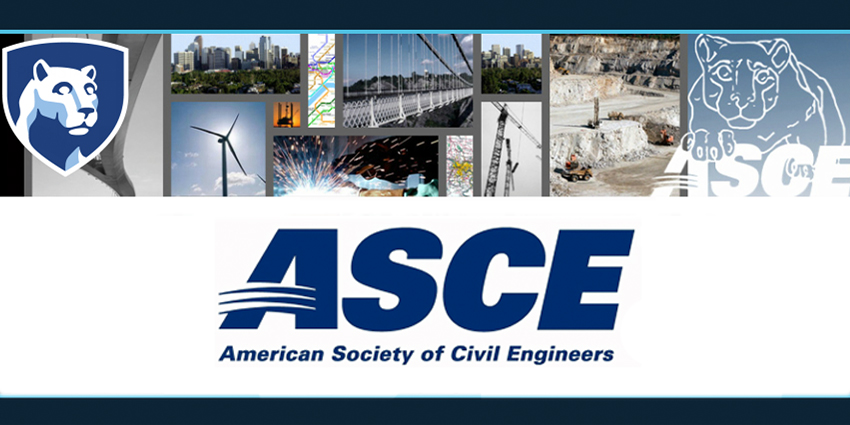 Dawood will be attending Penn State's ASCE Career Fair