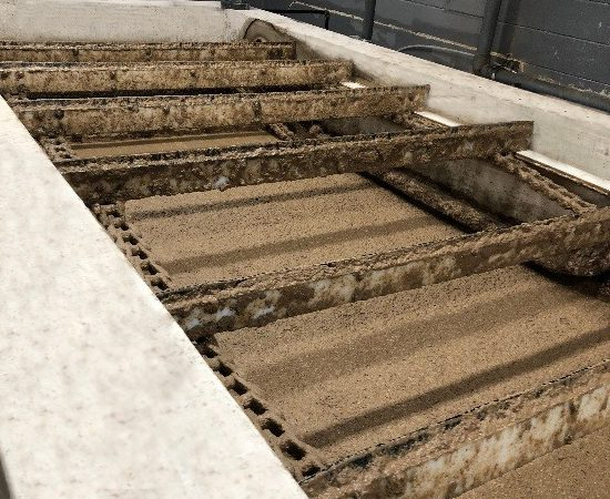 Bickel's Snack Foods Wastewater Treatment Operation on Zinn Quarry Road