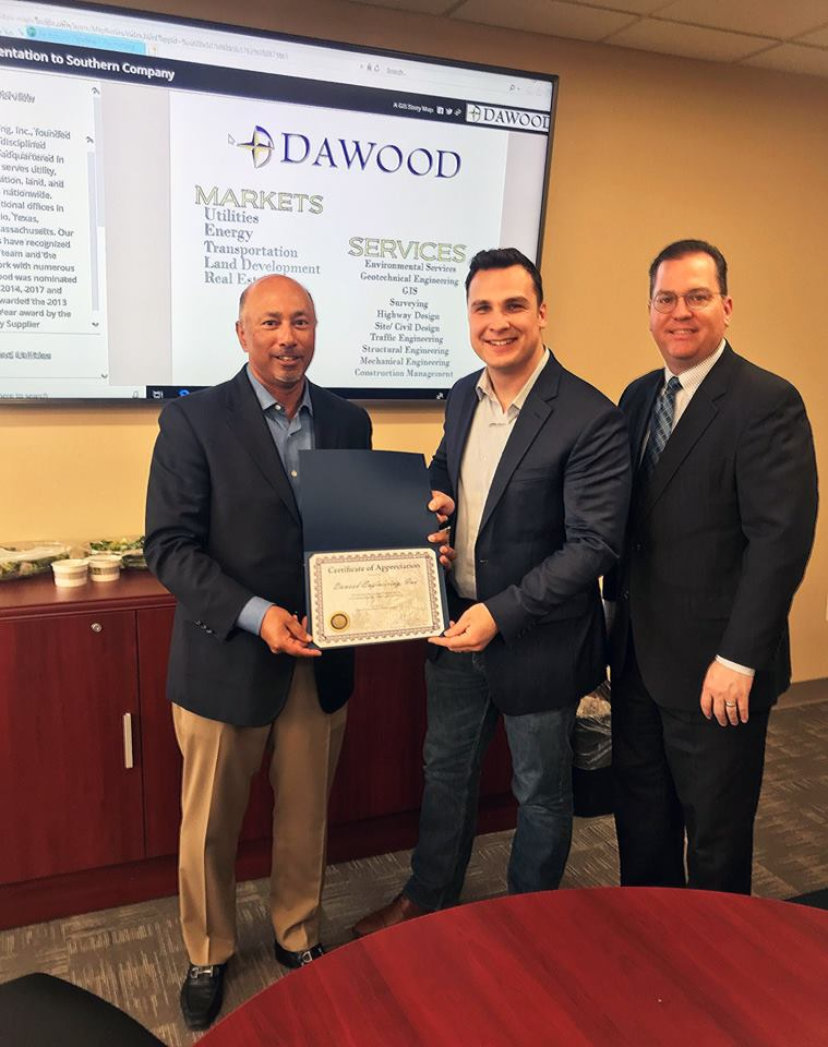 PA State Representative, Andrew Lewis, Tours Dawood Headquarters
