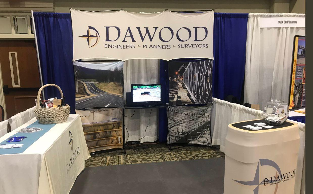 Dawood Exhibits at 2019 APC Fall Seminar