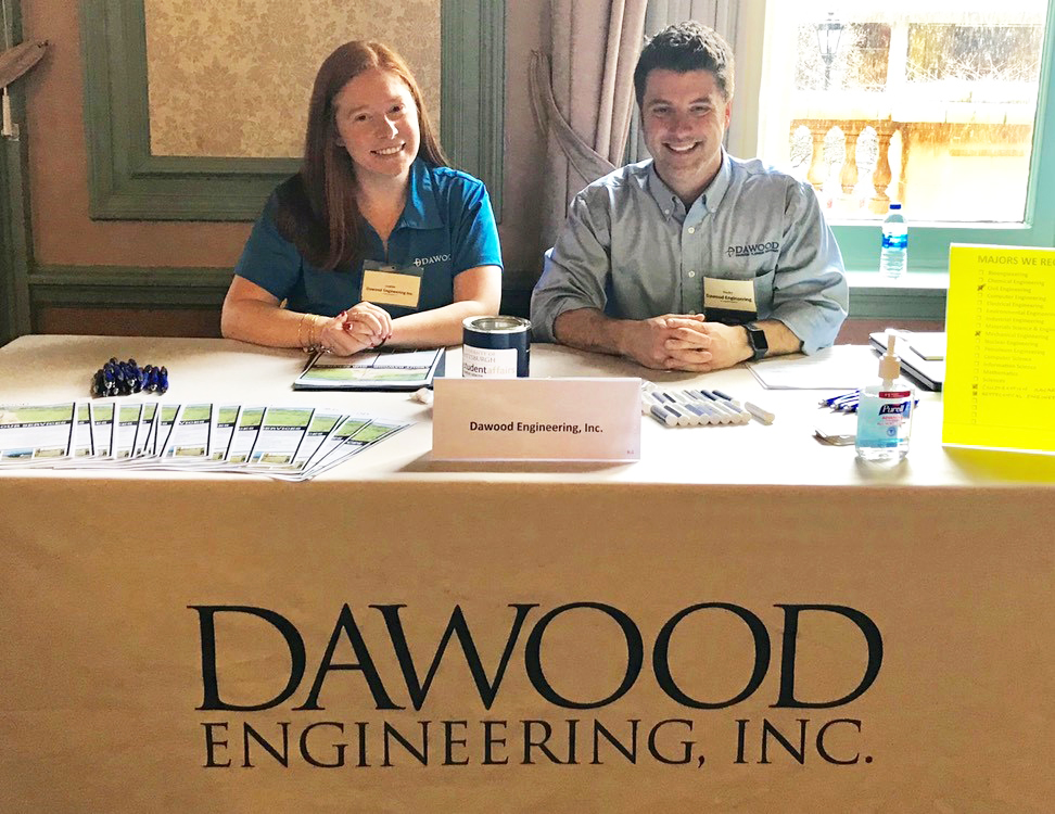 Dawood attends University of Pittsburgh's Engineering Day