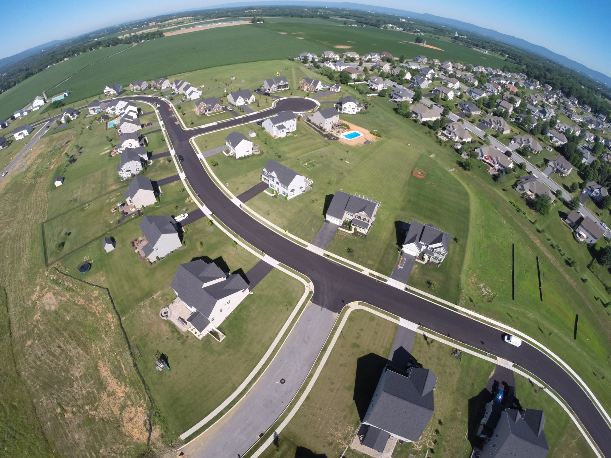Parkview at Boiling Springs, Residential Subdivision