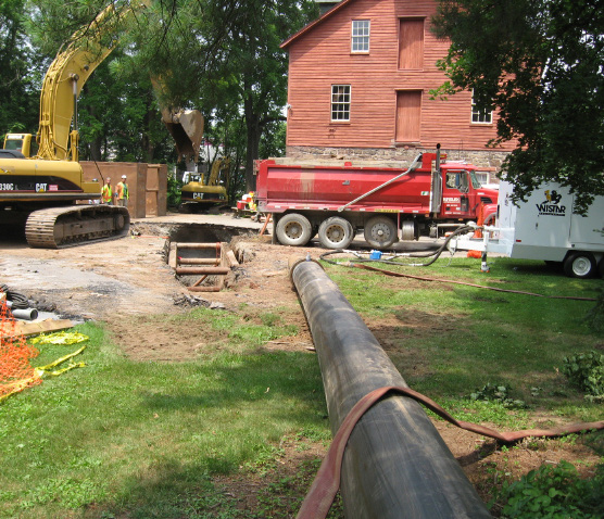 Shiloh Sanitary Sewer Interceptor