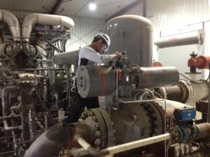 Compressor Facility Engineering & Maintenance Services